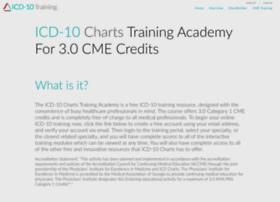 training.icd10charts.com
