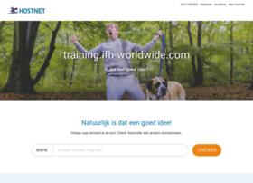 training.ifh-worldwide.com