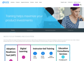 training.novell.com
