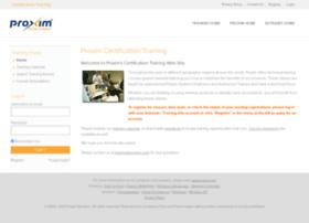 training.proxim.com