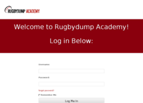 training.rugbydump.com