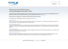 training.score.org