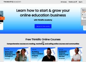 training.thinkific.com