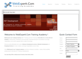 training.webexpertt.com