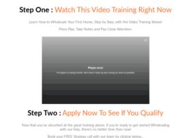 training.wholesalinginc.com