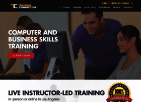 trainingconnection.com