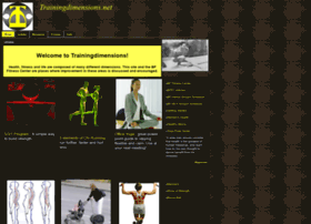 trainingdimensions.net