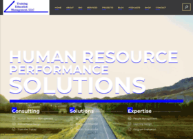 trainingeducationmanagement.com