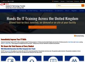 traininghott.co.uk