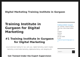 traininginstitutegurgaon.com