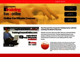 trainingliveandonline.com