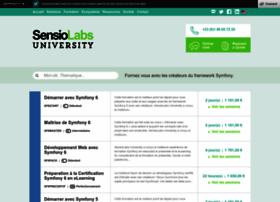 trainings.sensiolabs.com