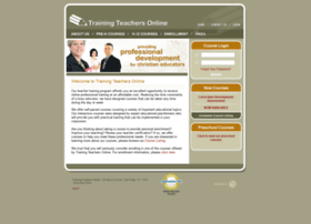 trainingteachersonline.com