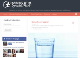 trainingwithspecialneeds.com