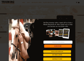 trainingyourownhorse.com