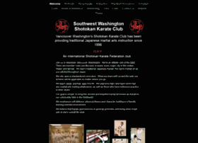 trainkarate.com