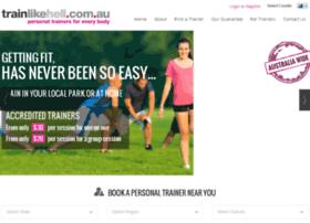 trainlikehell.com.au
