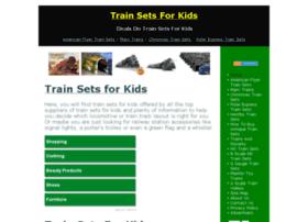 trainsetsforkids.com
