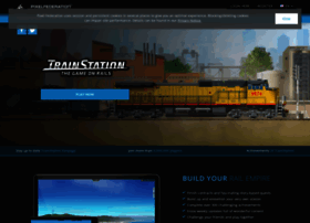 trainstationgame.com