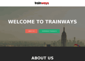 trainways.com.au
