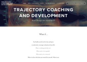 trajectorycoaching.org