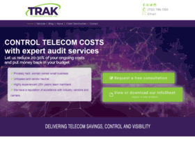 trakcommunications.com