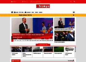 trakyagazetesi.com.tr