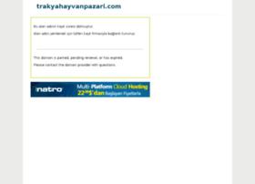 trakyahayvanpazari.com