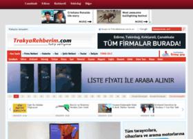 trakyarehberim.com