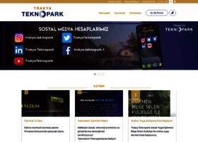 trakyateknopark.com.tr