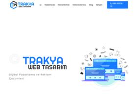 trakyawebtasarim.com