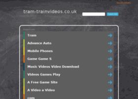tram-trainvideos.co.uk