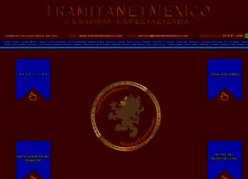tramitanetmexico.com