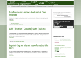 tramitarlacurp.blogspot.mx