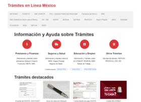 tramitesmexico.com.mx