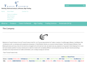 trancefinserve.com