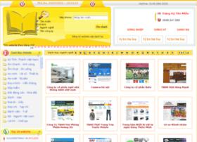 trangvangwebsite.com
