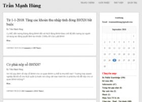 tranhung.vnweblogs.com