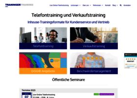 traninger.com