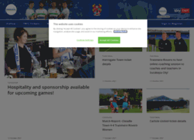 tranmererovers.co.uk