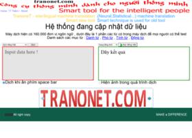 tranonet.com