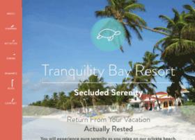 tranquilitybayresort.com