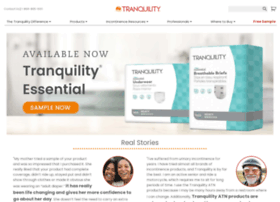 tranquilityproducts.com