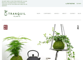 tranquilplants.co.uk