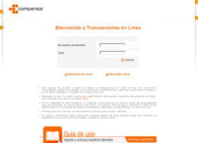 transac.compensar.com