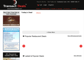 transactdeals.com
