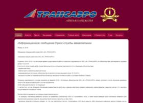 transaero.ru