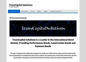 transcapitalsolutions.com