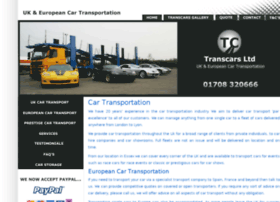 transcars.co.uk