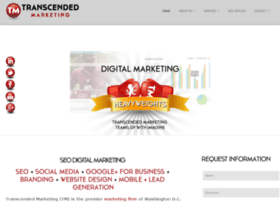 transcendedmarketing.com